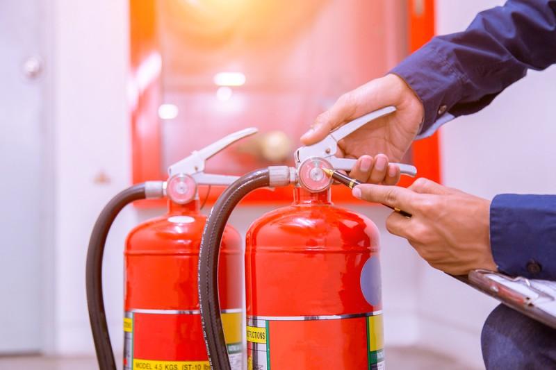 Protección Contra Incendios y Seguridad Humana